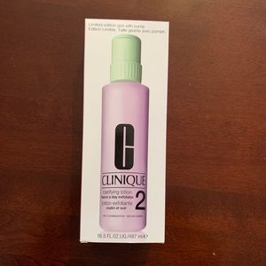 Brand New Unused Clinique Clarifying Lotion